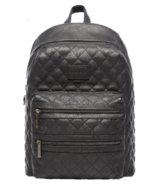 The Honest Company City Backpack Quilted Black