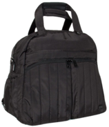 Lug Boxer Gym / Overnight Bag Large Brushed Black