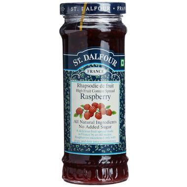 St. Dalfour Spreads Red Raspberry Spread