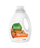 Seventh Generation Natural 2X Concentrated Laundry Detergent Fresh Citrus