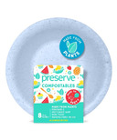 Preserve Compostables Bowls Blue