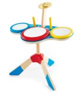 Ensemble tambours et cymbale Hape