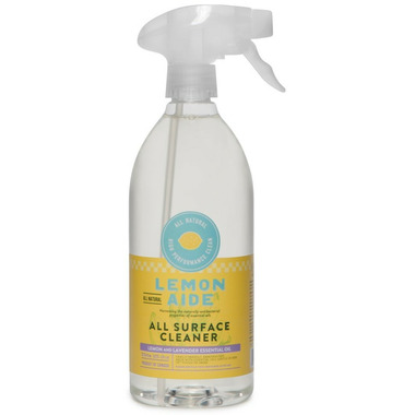 Lemon Aide Lemon & Lavender All Surface Cleaner