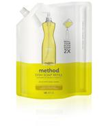 Method Dish Soap Refill Lemon Mint