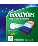Huggies GoodNites Bed Mats