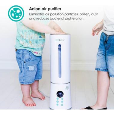 bbluv Umi Ultrasonic Humidifier & Air Purifier - Celcius