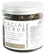 Honey Belle Facial Scrub Coffee