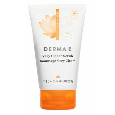 Derma E Very Clear Scrub