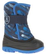 Kamik Snowbug4 bottes pour tout-petits bleu marine