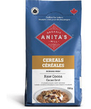 Anita's Organic Mill Instant Oat Cereal Raw Cocoa