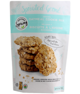 Second Spring Organic Sprouted Oatmeal Cookies Mix