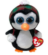 Ty Beanie Boos Cheer The Penguin