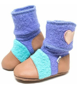 Nooks Design Booties Mermaid