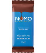 NOMO Deliciously Creamy Choc Bar