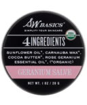S.W. Basics of Brooklyn Geranium Salve