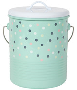 Now Design Compost Bin Polka Dots