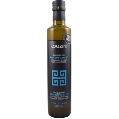 Kouzini Greek Raw Unfiltered Premium Extra Virgin Olive Oil