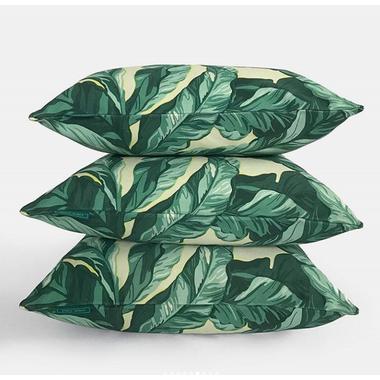 ALWAYSxALWAYS Palm Leaf Pillow