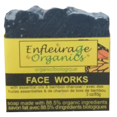 Enfleurage Organics Bar Soap Face Works
