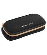 MYTAGALONGS Vitamin Organizer Black