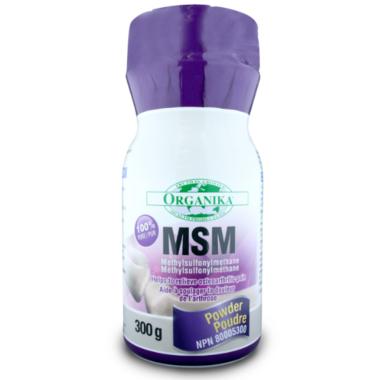 Organika Methyl-Sulfonyl-Methane Powder (MSM)