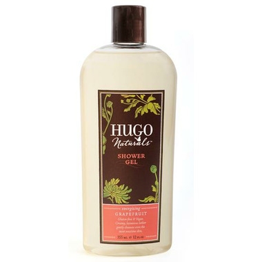 Hugo Naturals Grapefruit Shower Gel