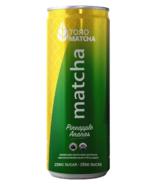 ToroMatcha Sparkling Energizing Infusion Ananas