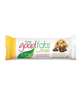 Suzie's Good Fats Chocolate Chip Cookie Dough Snack Bars
