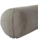 Halfmoon Yoga Cylindrical Bolster Fossil Grey