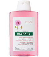 Klorane Shampoo With Peony Soothing And Softening