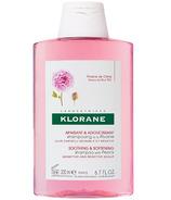 Klorane Shampoo With Peony Soothing & Softening