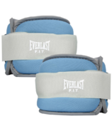 Everlast 5LB Comfort Fit Ankle/Wrist Weights