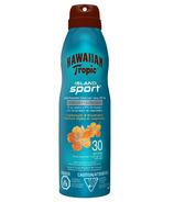 Hawaiian Tropic Island Sport Clear Spray Sunscreen SPF 30