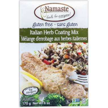 Namaste Foods Italian Herb Coating Mix