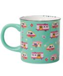 Hatley Ceramic Camping Mug Glamping