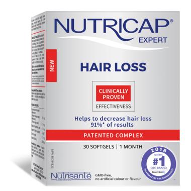 Nutricap Hair Loss