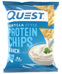 Quest Nutrition Ranch Tortilla Chips