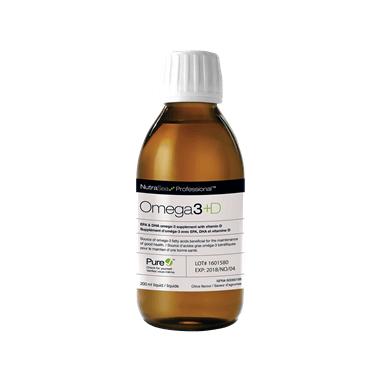 NutraSea Professional PRO Omega 3 +D