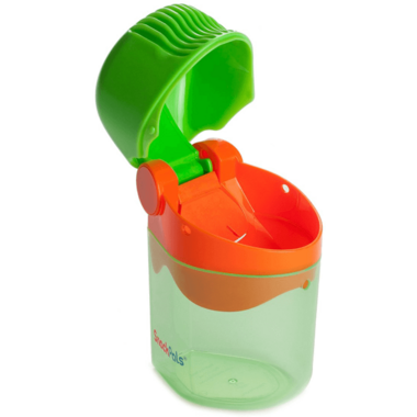 Wow Gear SnackPals Snack Dispenser Green Apple