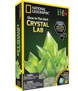 National Geographic Crystal Lab