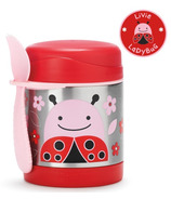 Skip Hop Zoo Insulated Food Jar Lady Bug