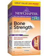New Chapter Bone Strength Take Care Bonus Pack
