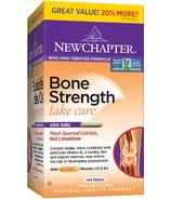 New Chapter Bone Strength Take Care Bonus Pack