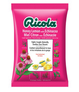 Ricola Cough Drop Echinace & Honey Lemon