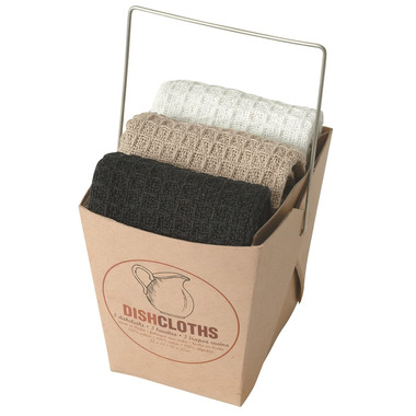 Now Designs Take-Out Dishcloth Set