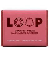 LOOP Grapefruit Ginger Soap