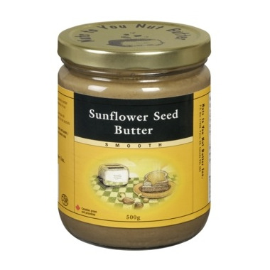 Nuts to You Smooth Sunflower Seed Butter