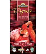 Waterbridge Organic Cherry & Almond Dark Chocolate 57% Cocoa