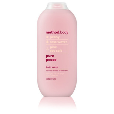 Method Body Wash Pure Peace