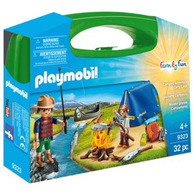 Playmobil Camping Carry Case Large